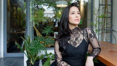 Đồng nghiệp lo lắng khi Nhật Kim Anh ho ra máu