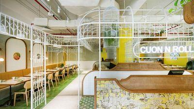 Kiến trúc đăc biệt trong quán ăn Việt Nam được báo ngoại khen nức nở