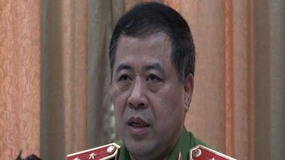 Tướng Các và Tổng cục Hải Quan nói về lô ma túy khủng