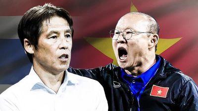 Báo Thái Lan: 'HLV Park Hang-seo cao tay hơn Nishino một bậc'