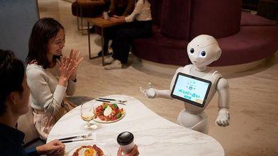 Nhật Bản đã có quán cà phê robot đầu tiên