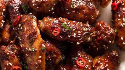 Cách làm cánh gà tẩm ngũ vị kiểu Trung Quốc