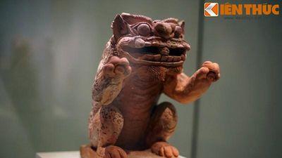Lóa mắt báu vật trăm năm vô giá của Hoàng thành Thăng Long