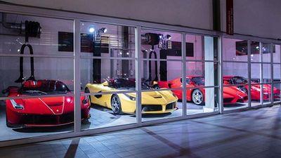 Dàn xe Ferrari của dân chơi Thái khiến đại gia Việt 'phát thèm'