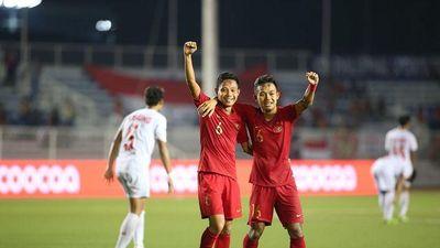Hạ gục Myanmar, Indonesia chính thức lọt vào chung kết SEA Games 30