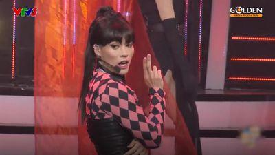 Màn giả Black Pink gây cười của thí sinh Gương mặt thân quen, BB Trần