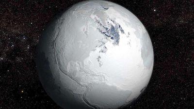 Sự sống tồn tại như thế nào khi Trái Đất đóng băng?