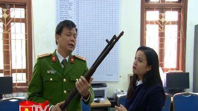 Ngăn chặn hành vi mua bán vũ khí trên mạng internet