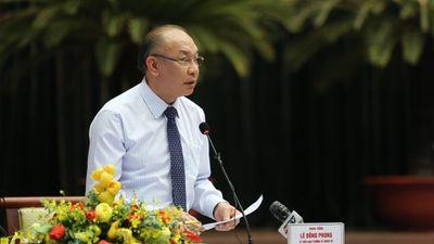 Tướng Lê Đông Phong nói về cho vay lãi nặng và đòi nợ thuê.