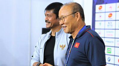 HLV Indonesia cảm thấy thú vị khi gặp lại ông Park