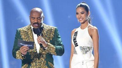 Khán giả tiếc khi xem điểm của Hoàng Thùy, H'Hen Niê ở Miss Universe