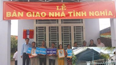 Huyện phó tỉnh Tây Ninh nhận nhà tình nghĩa: Làm quan... được ưu ái?