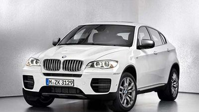 BMW X6 dính lỗi hệ thống neo ghế trẻ em trên xe
