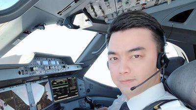 Chân dung sao nhí một thời lái phi cơ chở U22 Việt Nam về nước