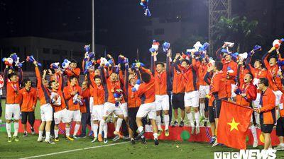 U22 Việt Nam: 4 điểm nhấn trên hành trình chinh phục HCV SEA Games lịch sử