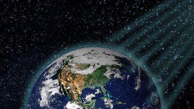 Trái Đất đang nặng lên hay nhẹ đi?
