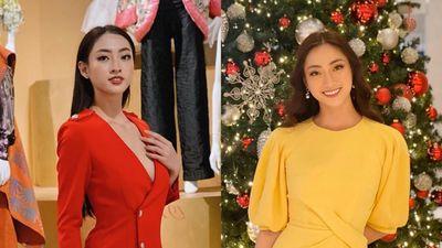 Tham gia Miss World, Hoa hậu Lương Thùy Linh đã chọn váy áo thế nào?