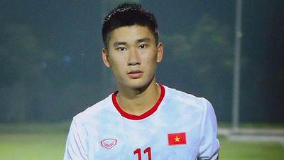 Hot boy U23 Việt Nam: Cao 1m81, mắt hí, ảnh thẻ cũng đẹp hơn người