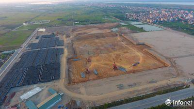 Toàn cảnh dự án nhà máy nước nghìn tỷ của Hà Nội chậm tiến độ gần 2 năm