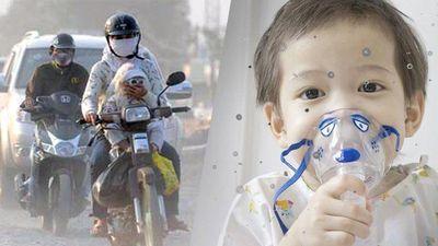 Cách bảo vệ sức khỏe trước tình trạng ô nhiễm không khí hiện nay