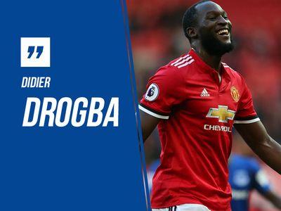 Tại lễ trao giải FIFA The Best 2018, huyền thoại của Chelsea Didier Drogba dành những lời có cánh cho đàn em Romelu Lukaku.