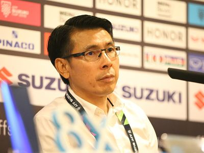 HLV trưởng đội tuyển Malaysia Tan Cheng Hoe thừa nhận trận thua của đội nhà là hoàn toàn xứng đáng, đồng thời dành những lời khen ngợi có cánh với tuyển Việt Nam.
