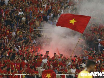 Sân vận động Mỹ Đình là sân đấu đông khán giả nhất sau 3 lượt trận vòng bảng AFF Cup 2018.