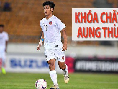 Aung Thu là ngôi sao số 1 trên hàng tấn công Myanmar, anh đã thi đấu 29 trận, ghi 9 bàn cho đội tuyển. Nhanh nhẹn, khéo léo, thông minh là điểm mạnh của tiền đạo 22 tuổi này.