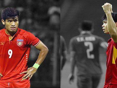 Trong trận đấu sắp tới, ĐT Việt Nam sẽ phải giải quyết bài toán khó mang tên ĐT Myanmar bởi đội bạn sở hữu chân sút 'sát thủ' rất có duyên xé lướt Việt Nam.