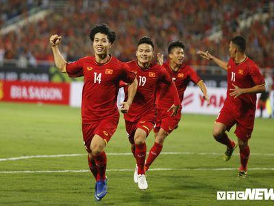 Trận đấu Myanmar vs Việt Nam ngày 20/11 mang tính quyết định ngôi đầu bảng A AFF Cup 2018.