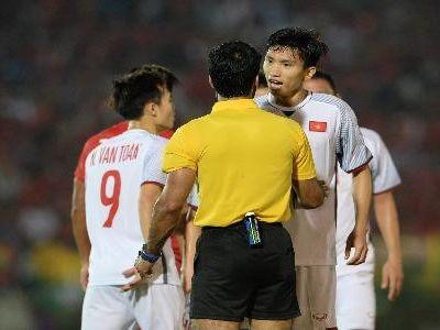 Nhằm xóa thẻ cho bộ đôi Ngọc Hải và Văn Hậu trước khi bước vào vòng bán kết AFF Cup 2018, rất có thể HLV Park Hang-seo sẽ sử dụng tới chiêu trò để có đủ quân số bước vào vòng trong.