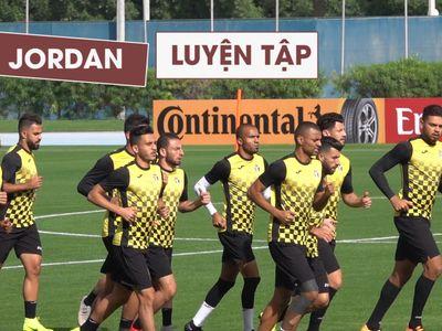 Đội tuyển Jordan chuẩn bị ra sao trước trận gặp Việt Nam, vào ngày 20.1?