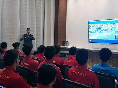 Tứ kết Việt Nam - Nhật Bản sẽ trở thành trận đấu lịch sử trong khuôn khổ các kì Aisian Cup bởi một yếu tố công nghệ mới được đưa vào sử dụng.