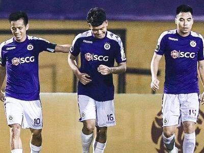 Tối 15/9, Nguyễn Thành Chung ấn định chiến thắng 5-2 cho CLB Hà Nội trước đội khách Viettel ở phút 90 sau loạt tình huống phối hợp, bật nhả đẹp mắt.