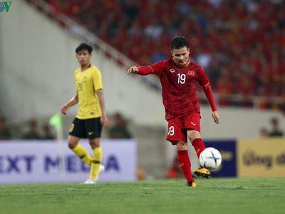 Với việc chấn thương của Quang Hải đang phục hồi một cách nhanh chóng, U23 Việt Nam đang có cơ hội tiếp tục tạo nên địa chấn tại U23 châu Á 2020.