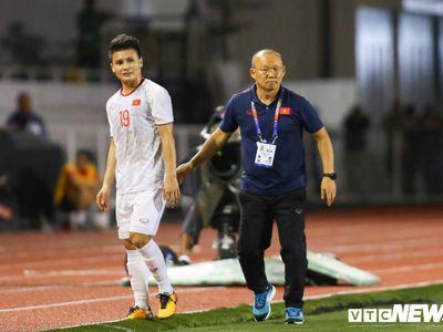 Quang Hải tập lại được bình thường và sẽ có quãng thời gian 2 tuần để cùng U23 Việt Nam chuẩn bị cho hành trình tại U23 châu Á.