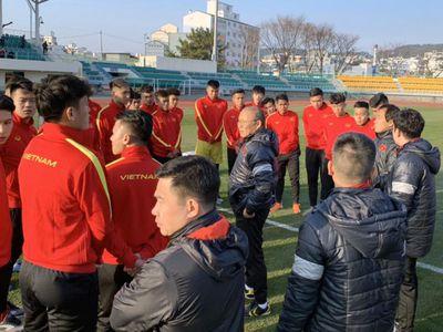 U23 Việt Nam quyết định chọn quê hương của HLV Park Hang Seo làm nơi tập huấn trước vòng chung kết U23 châu Á.