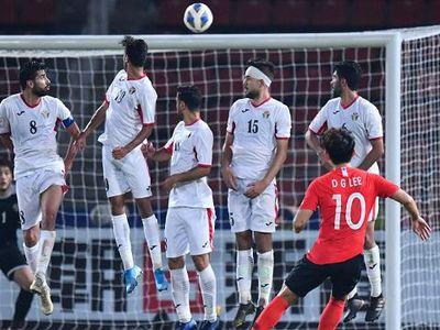 Thắng nghẹt thở những giây cuối với tỷ số 2-1 trước U23 Jordan, U23 Hàn Quốc giành vé bán kết U23 châu Á 2020.