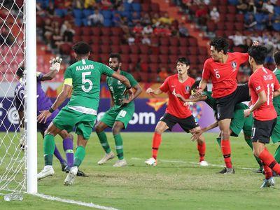 U23 Hàn Quốc đánh bại U23 Saudi Arabia sau 120 phút căng thẳng, xưng vưng ở giải U23 châu Á 2020.