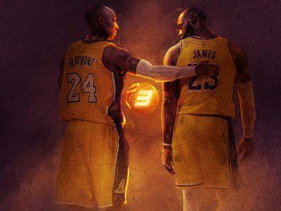 Một ngày trước vụ tai nạn thảm khốc, Lebron James đã vượt qua cột mốc 33.634 điểm của Kobe Bryant và trở thành người ghi điểm nhiều thứ ba trong lịch sử Giải Bóng rổ nhà nghề Mỹ (NBA).