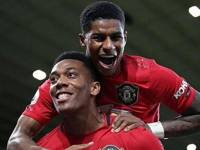 Bộ đôi tiền đạo của Man United cùng lập công trong chiến thắng 5-2 trước Bournemouth, qua đó tái hiện thành tích ghi bàn của Berbatov và Chicharito sau 10 mùa giải.