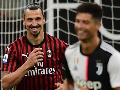Tiền đạo người Thụy Điển cho biết Juventus đã gặp may ở mùa này, bởi anh trở về khoác áo AC Milan hơi muộn.