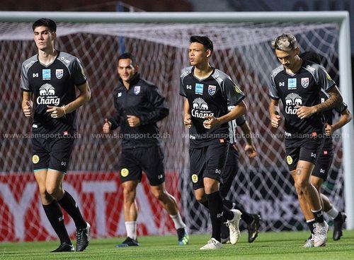 Thái Lan bí mật gọi 3 ngoại binh châu Âu dự AFF Cup