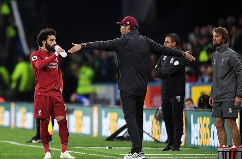 Mohamed Salah giúp Liverpool theo sát Man.City