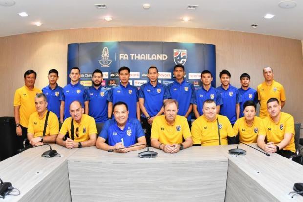 AFF Cup 2018: ĐT Thái Lan nhận lệnh phải vô địch