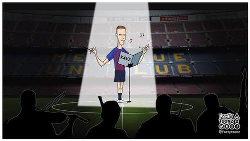 Biếm họa 24h: Thiếu vắng Lionel Messi, Barca vẫn 'sống vui sống khỏe'