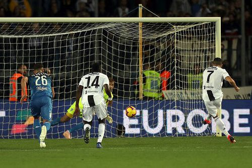 Toàn cảnh Empoli 1-2 Juventus: Ronaldo ghi siêu phẩm khó tin ở tuổi 33