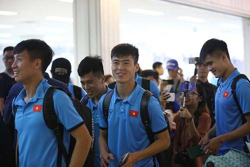 Đội tuyển Việt Nam sẽ có một ngày nghỉ xả hơi trước khi quay lại tập luyện