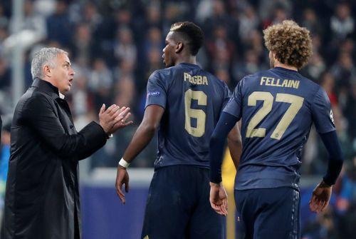 Lukaku kêu gọi cầu thủ M.U tôn trọng HLV Mourinho