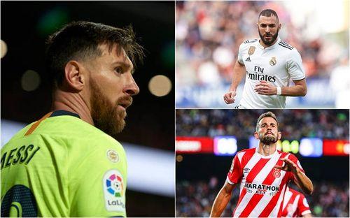 'Vua dội bom' La Liga: Messi lại bị sao vô danh qua mặt